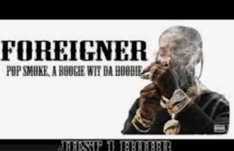 20200917 021355 - Pop Smoke - Foreigner ft A Boogie wit Da Hoodie mp3 download